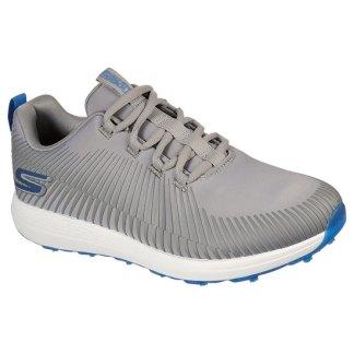 Skechers Mens MAX BOLT Golf Shoes - GREY/BLUE