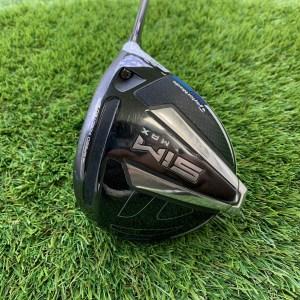 TaylorMade SIM MAX Golf Driver - Used