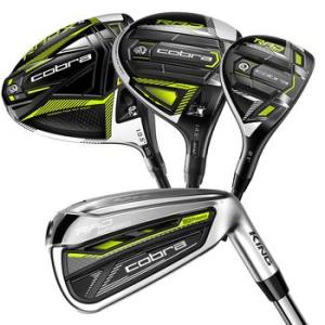Cobra RADSPEED XD Draw Men's Golf Package Set