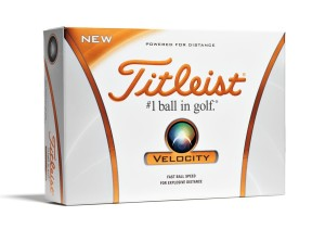 titleist velocity 12 pack best distance golf ball