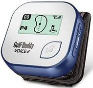 golfbuddy voice 2 clips on belt