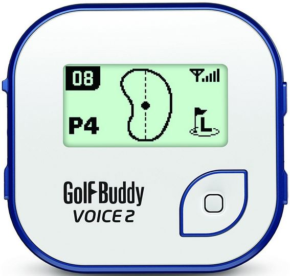 golfbuddy voice 2 green view