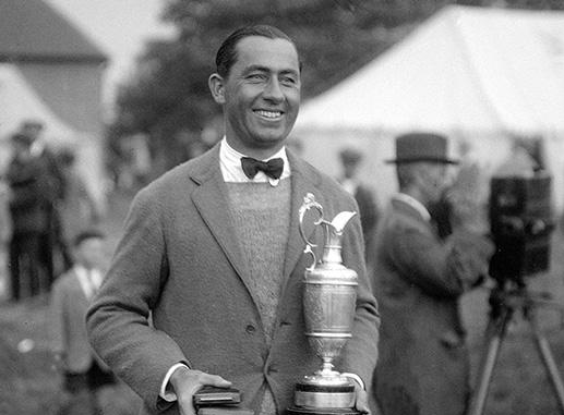 Image result for Walter Hagen
