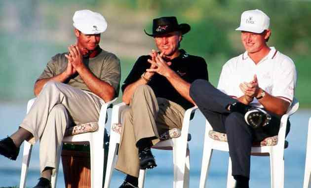 Special Feature: The Story of Wayne Westner -Golf History Today