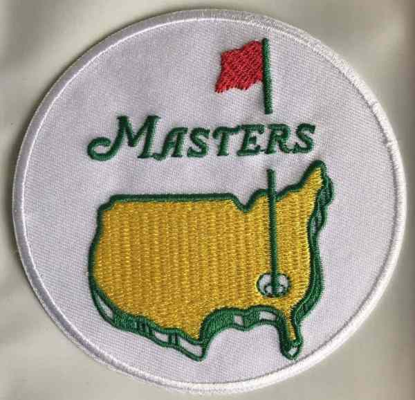 The Masters patch
