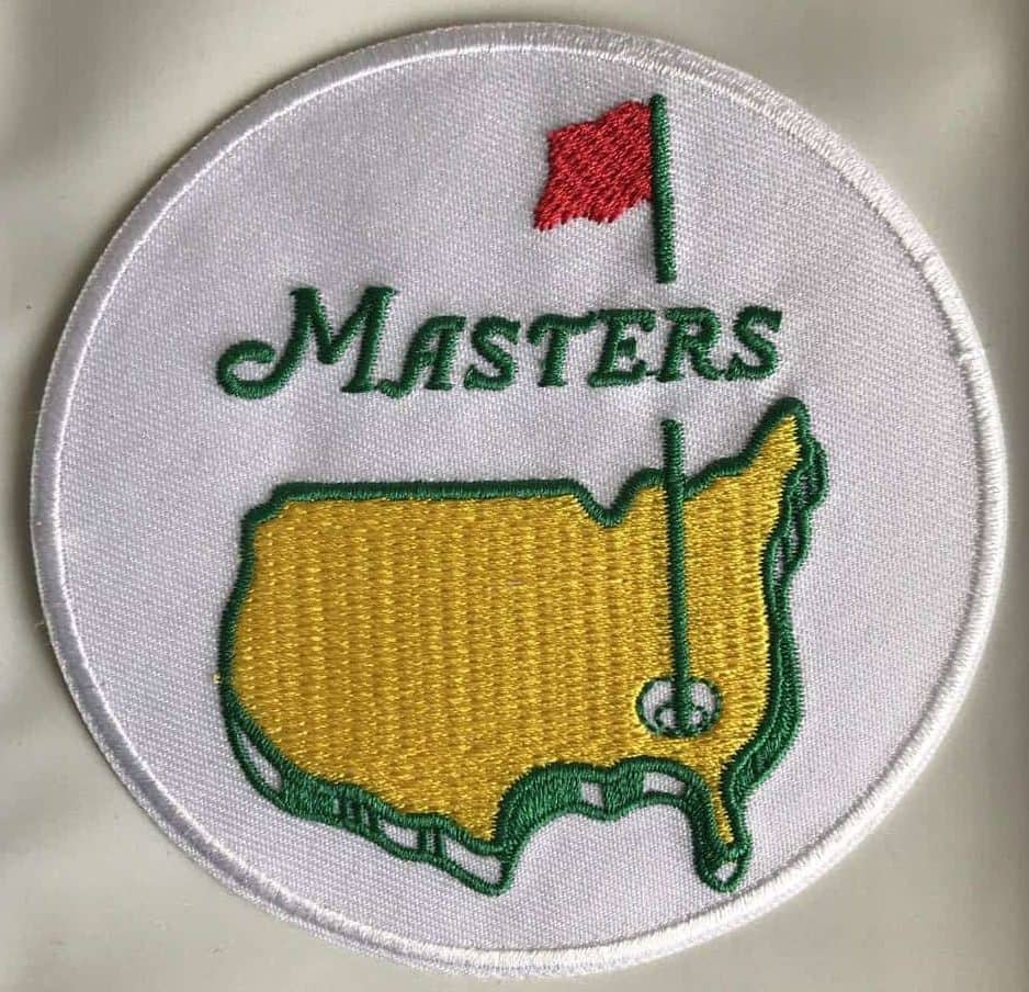 The Masters patch Image
