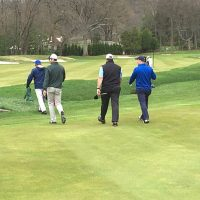 Lessons Learned From Playing With a Scratch Golfer