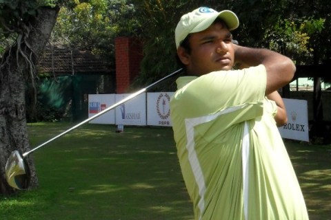 Golfer Udayan Mane from Bengaluru is among the best talent India has at the moment