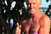 Greg Norman recovering from injury