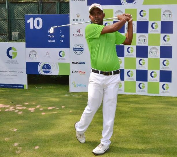 OP Chouhan leads the Noida Masters