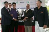 Trishul Chinnappa wins the Amateur Golf Championships