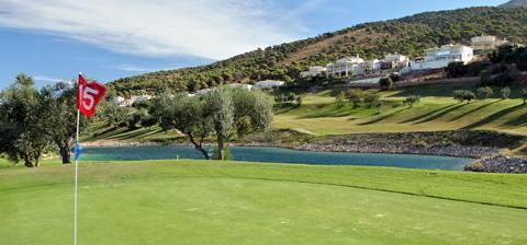 Great golf and gastronomy in Spain