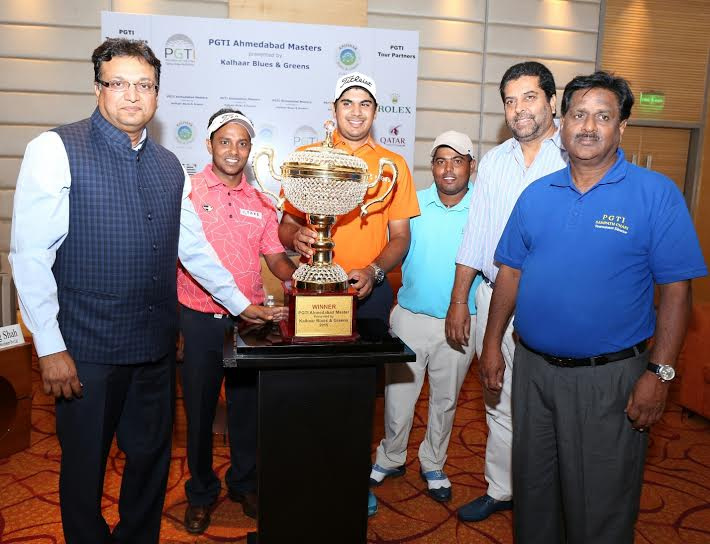 Ahmedabad Masters starts on Tuesday at the Kalhaar Blues & Greens