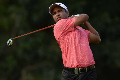 SSP Chawrasia finished T6 at the Queens Cup