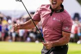 Jason Day produced spectacular golf under pressure to win the Canadian Open