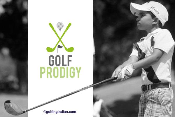 Shubham Jaglan Golf Prodigy