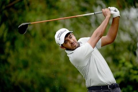 Khalin Joshi shot 70 in the third round of the Taifong Open