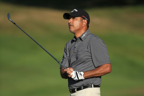 Jeev Milkha Singh shot 73 in the third round of the Portugal Masters