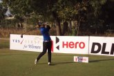 A brilliant come from behind effort saw Vani Kapoor win the first leg by three shots
