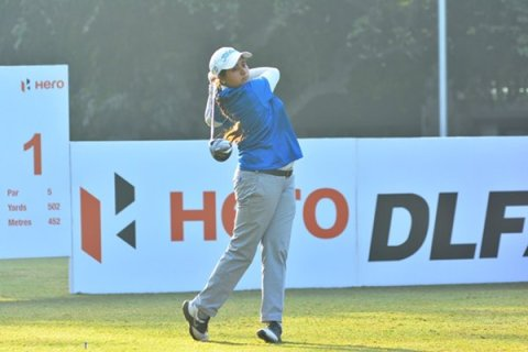 A fine 68 helped Amandeep Drall take charge at the Classic Golf & Country Club