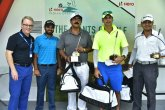 Chiragh Kumar won his second straight Pro-Am, leading his team to victory at the DGC