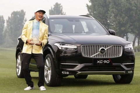 Li Haotong impresses Chinese fans with a fluent victory at the Topwin Golf and Country Club
