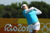 British Women's Open winner Ariya Jutanugarn produced a brilliant 65 in the opening round of Rio Olympics