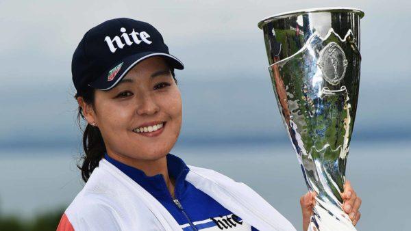 In Gee Chun wins Evian Championship