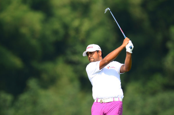 Anirban Lahiri is in great form since his return from shoulder injury