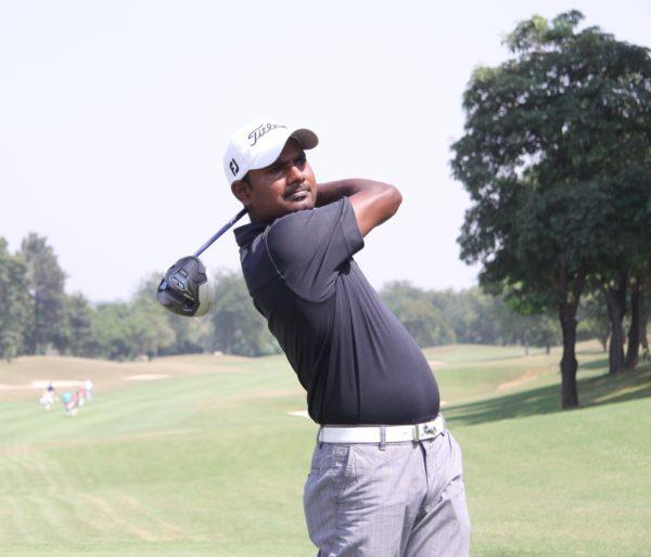 Muniyappa scored 69 in the third round of the PGTI Masters