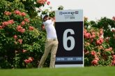 Khalin Joshi of India pictured during the round one of the Bank BRI JCB Indonesia Open 2016 at Pondok Indah Golf Course, Jakarta, Indonesia.
