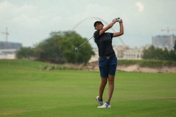 Aditi Ashok underlined her promise with a strong performance in the final stage of LPGA Q School in Daytona Beach