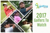Indian golf has a healthy pipeline of golfers
