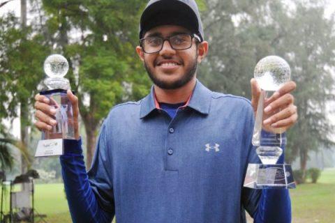 Karandeep Kocchar won 2016 All India Amateur Title