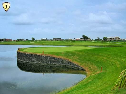 Kalhaar Blues & Green Golf
