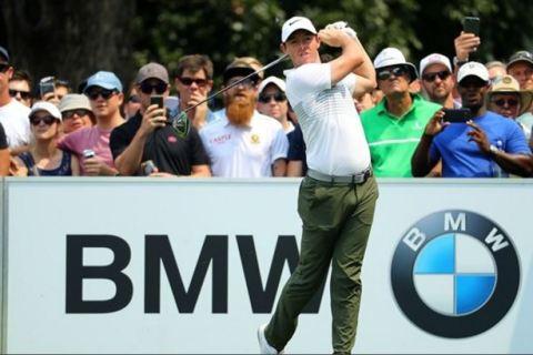 Rory McIlroy at BMW SA Open