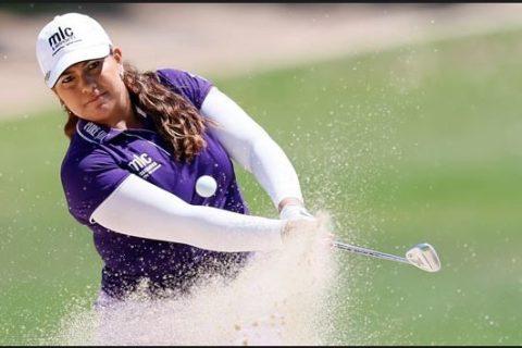 American Lizette Salas leads Rd of Australia Open