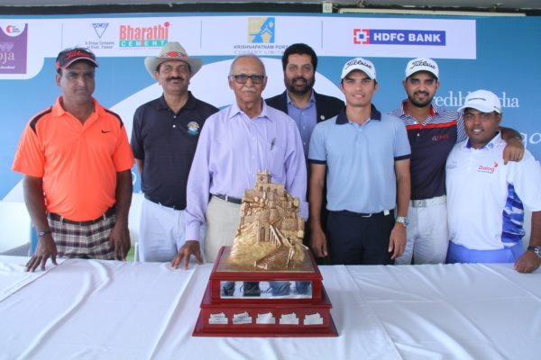 Press Conference - Golconda Masters 2017