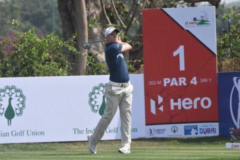 David Horsey - Hero Indian Open