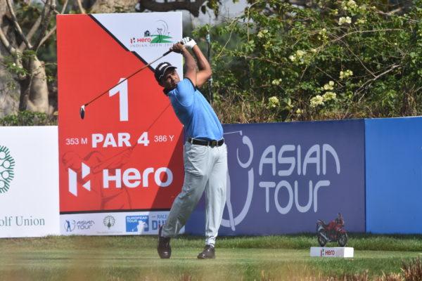 SSP Chawrasia - Hero Indian Open