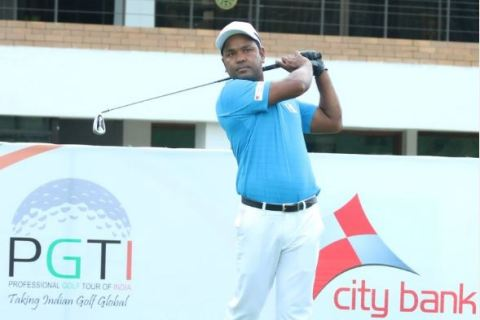 Siddhikur Rahman leading Round two of Chittagong Open 2017