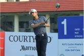 Ajeetesh Sandhu in PGTI Cochin Masters 2017