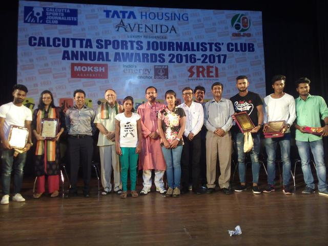 CSJC Awards 2016-17 - Photo by Souryaprakas Bhaduri