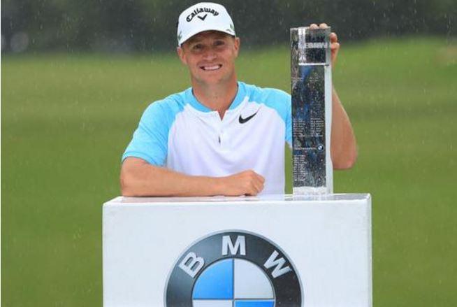 Alex Noren wins BMW PGA Championship