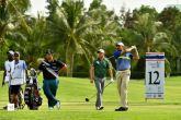 Gaganjeet Bhullar at Rd 1 of Thailand Open