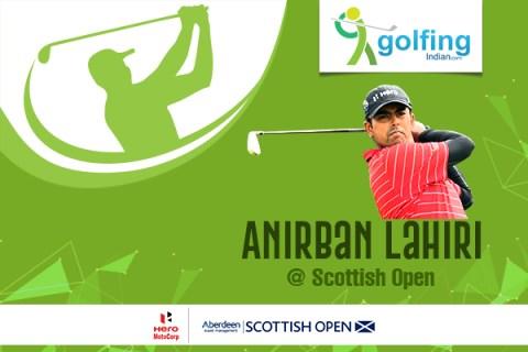 Anirban Lahiri_Scottish Open