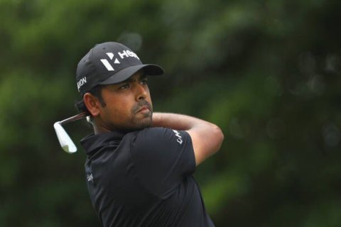 Anirban Lahiri has been searching for answers in the PGA Championship
