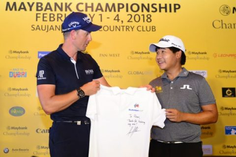 Henrik Stenson and Poom Saksansin to join the filed at Maybank Championship 2018