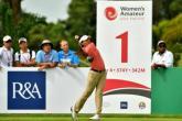 Atthaya Thitikul won the Women's Amateur Asia-Pacific