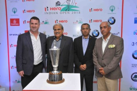 2017 President's Cup player Emiliano Grillo & Europe's Ryder Cup captain Thomas Bjorn to feature along with defending champion Chawrasia at Hero Indian Open
